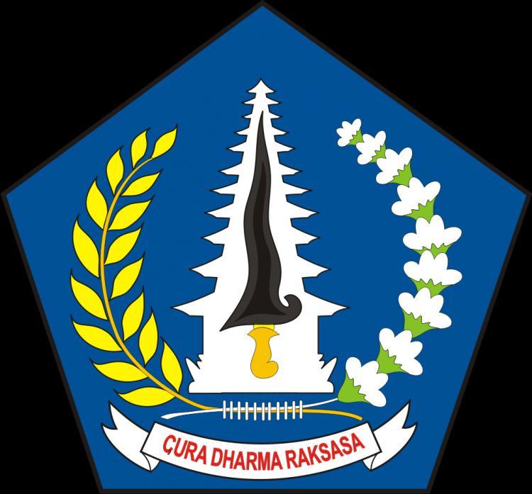 Makna Logo Kabupaten Badung width=