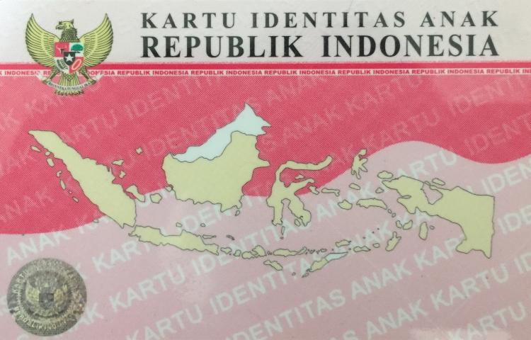 Pembuatan Kartu Identitas Anak (KIA) Sudah bisa dibuat di Kantor Camat Kuta Selatan